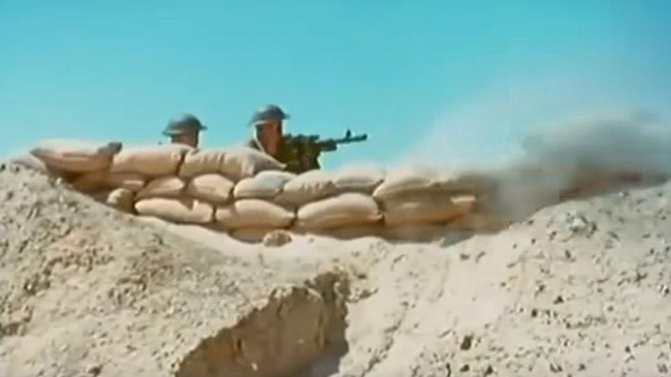 THE BATTLE OF EL ALAMEIN (1969)