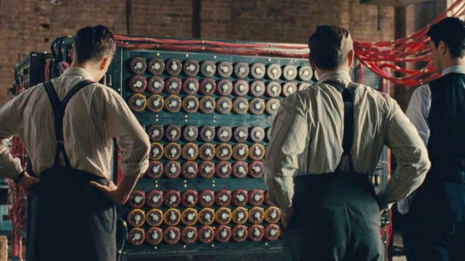 THE IMITATION GAME (2015)